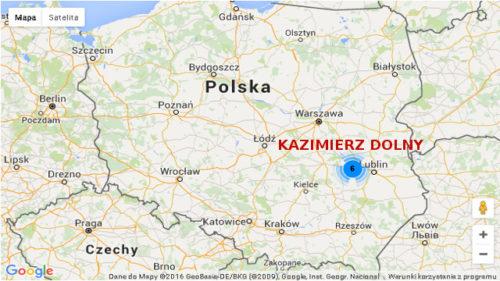 Kazimierz Dolny, Pologne