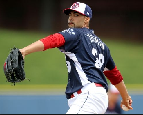 Jesen Dygestile-Therrien, Fightin Phils de Reading, AA