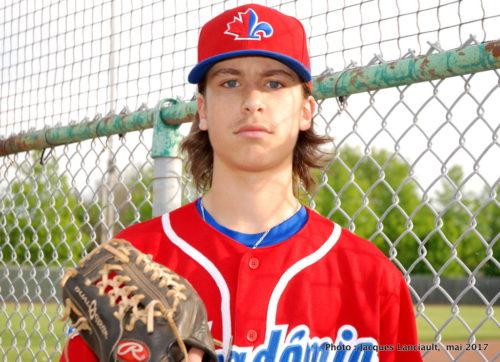 Antoine Jean, Académie Baseball Canada (ABC)