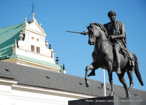 Palais présidentiel, Varsovie, Pologne