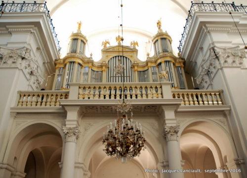 Église de la Sainte-Croix, Varsovie, Pologne