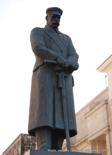 Józef Piłsudski, Varsovie, Pologne