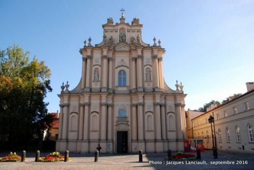 Église des Visitandines, Varsovie, Pologne