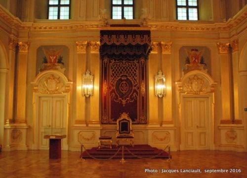 Château royal de Varsovie, Varsovie, Pologne