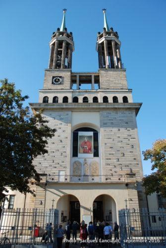 Église Stanisław Kostka, Varsovie, Pologne