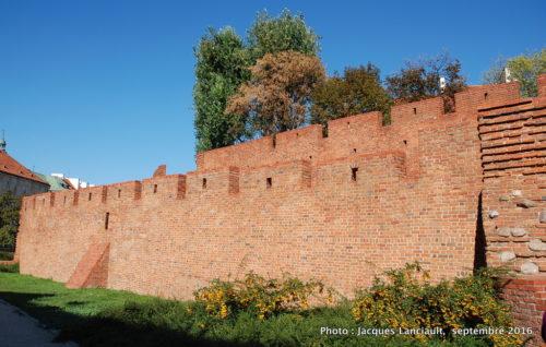 Fortifications, Varsovie, Pologne