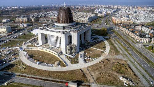 Le Temple de la divine Providence, Varsovie, Pologne