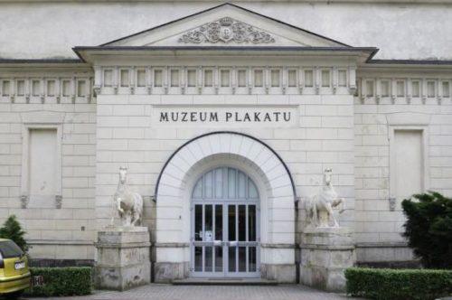 Musée de l'affiche de Wilanów, Varsovie, Pologne