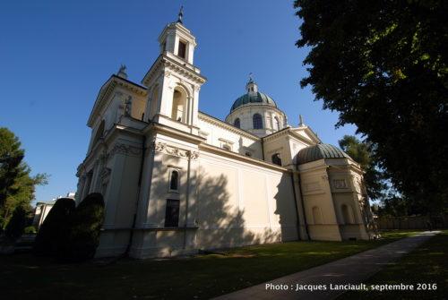 Église Sainte-Anne de Wilanów, Varsovie, Pologne
