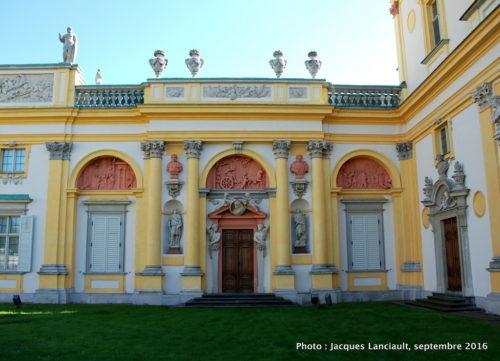 Palais de Wilanów, Varsovie, Pologne