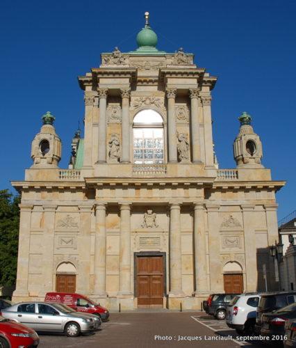 Église des Carmélites, Varsovie, Pologne