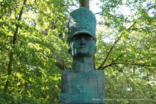 Piotr Wysocki, parc Łazienki, Varsovie, Pologne