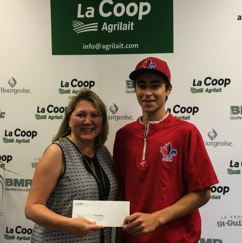 Xavier Gonzalez-Bayard, Académie Baseball Canada (ABC)