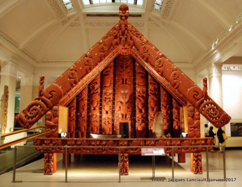 Musée d'Auckland, Auckland, Nouvelle-Zélande.
