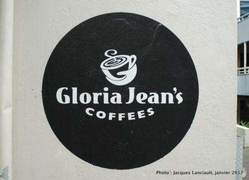 Gloria Jean's Coffees, Auckland, Nouvelle-Zélande