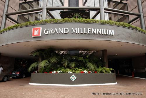 Grand Millennium, Auckland, Nouvelle-Zélande