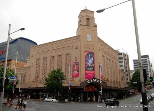 Civic Theatre, Auckland, Nouvelle-Zélande
