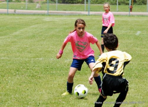 SuperGirls, Ligue latine, Collège Marie-Victorin, Montréal, Québec