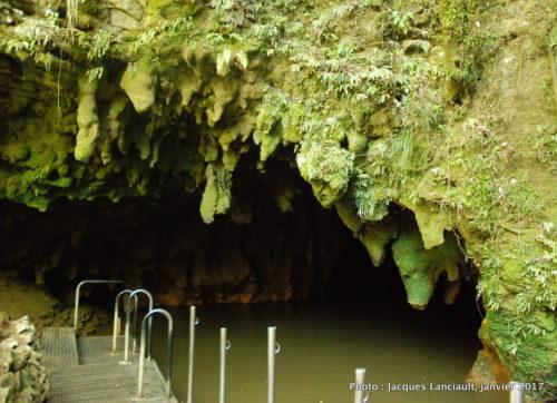Caverne de Waitomo, Waitomo, Nouvelle-Zélande