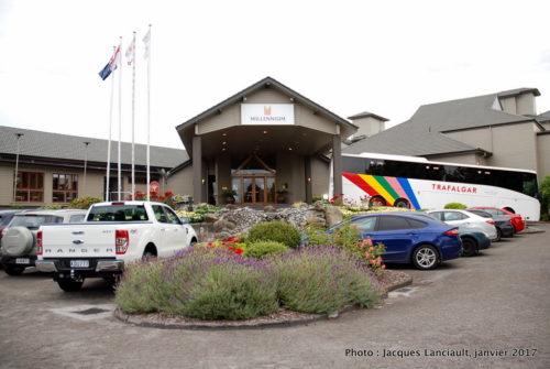 Hôtel Millennium, Rotorua, île du Nord, Nouvelle-Zélande