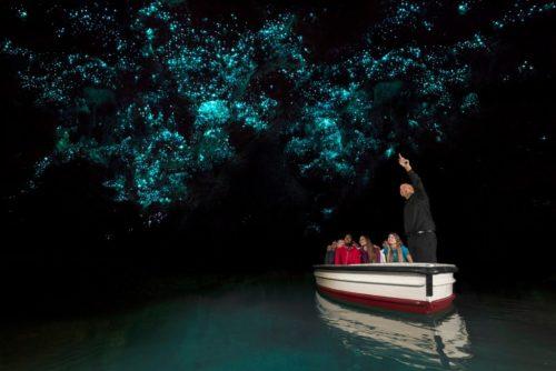 """""""Caverne de Waitomo, Waitomo, Nouvelle-Zélande"""