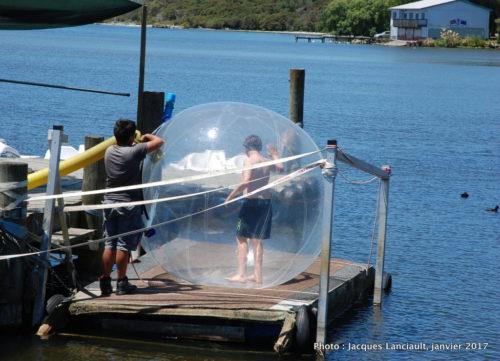Lac Rotorua, Rotorua, île du Nord, Nouvelle-Zélande