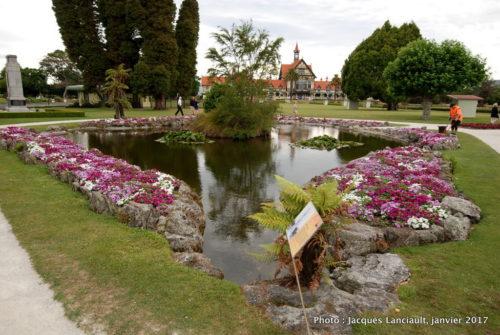 Government Gardens, Rotorua, Nouvelle-Zélande