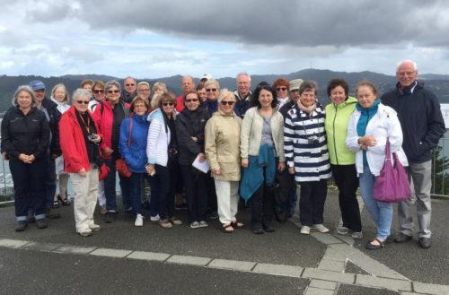 Groupe Lambert, Nouvelle-Zélande et Australie, janvier 2017, Wellington, Nouvelle-Zélande
