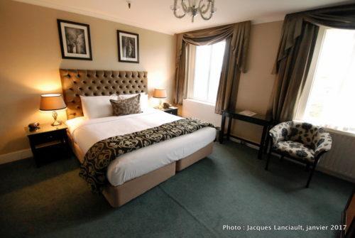 Chateau Tongariro Hotel, parc national de Tangariro, île du Nord, Nouvelle-Zélande