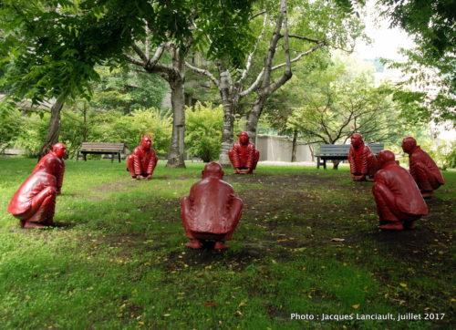 L'Assemblée, Wang Shugang, Balade pour la Paix, Montréal, Québec