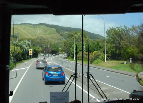 Wellington, île du Nord, Nouvelle-Zélande