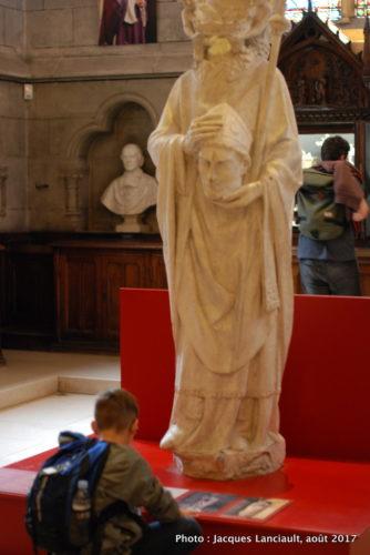 Trésor, cathédrale Notre-Dame-de-Paris, Paris, France