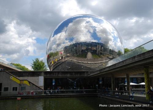 Géode, Cité des sciences et de l'industrie, Paris, France