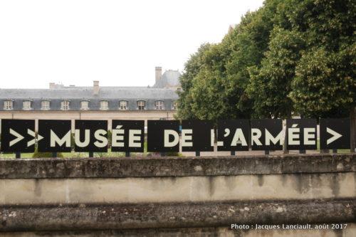 Musée de l'Armée, Hôtel des Invalides, Paris, France