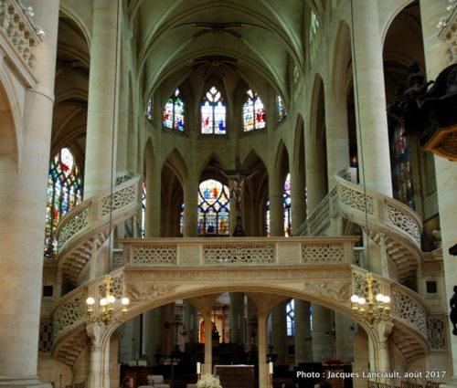 Église Saint-Étienne des Monts, Paris, France