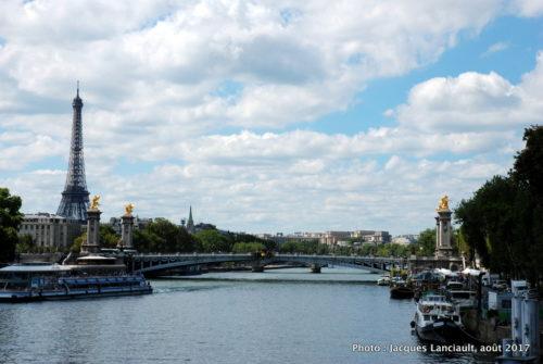 Pont AlexandreIII, Paris, France