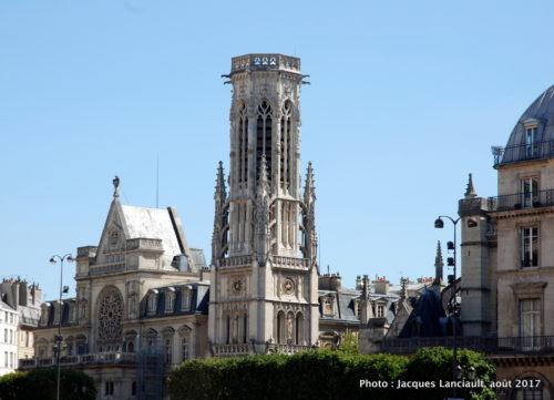 Tour Saint-Jacques, Paris, France