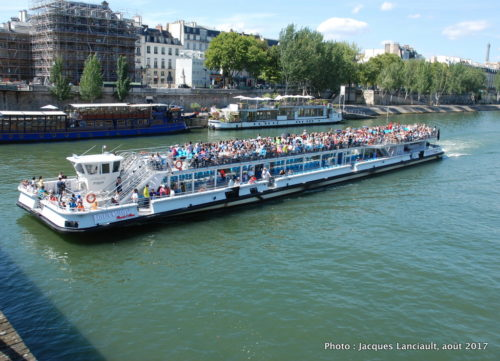 Rives de la Seine, Paris, France