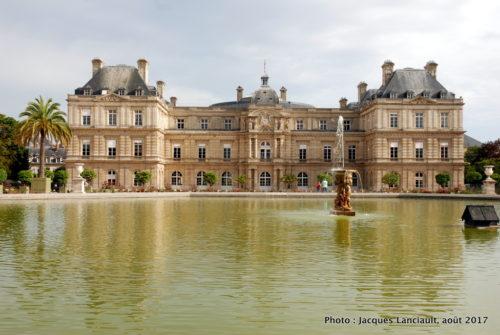 Jardin du Luxembourg, Paris, France