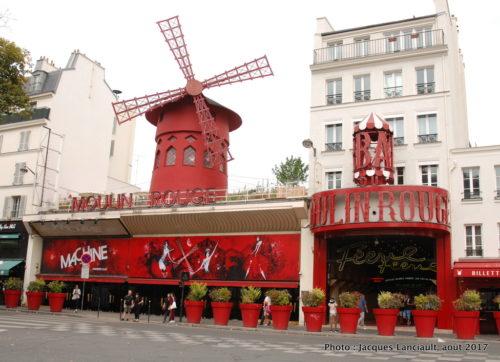 Pigalle, Paris, France