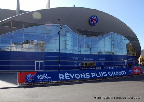 Stade du Parc des Princes, Paris, France