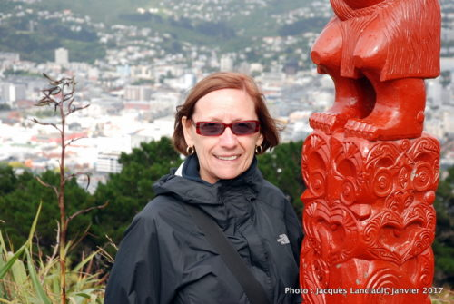 Mount Victoria, Wellington, île du Nord, Nouvelle-Zélande