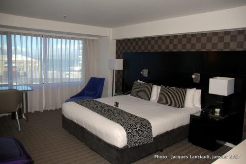 Amora Hotel, Wellington, île du Nord, Nouvelle-Zélande