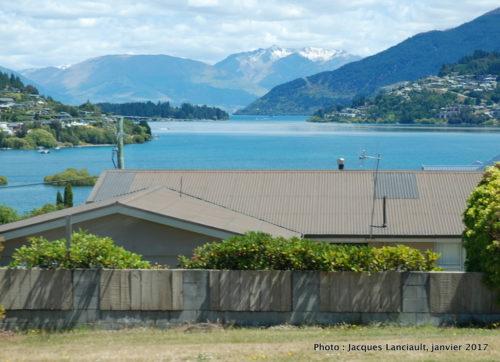 Frankton, île du Sud, Nouvelle-Zélande