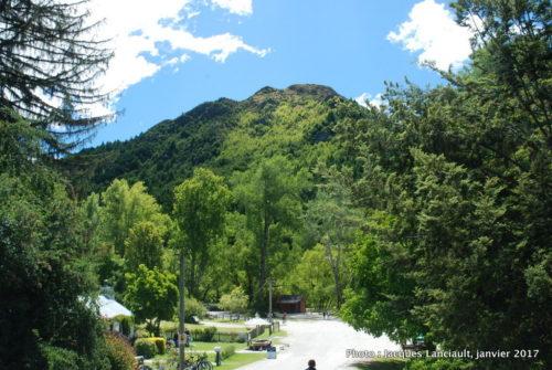 Arrowtown, île du Sud, Nouvelle-Zélande