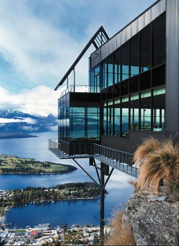 Skyline Gondola, Queenstown, île du Sud, Nouvelle-Zélande