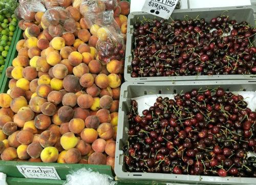 Jone's Fruit Stall, Otago, île du Sud, Nouvelle-Zélande