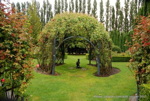 Jardins Mrs Jones, Otago, île du Sud, Nouvelle-Zélande