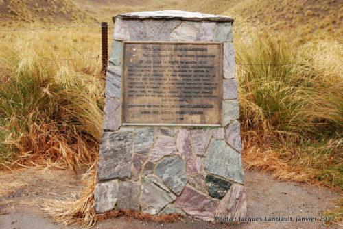 North Otago, île du Sud, Nouvelle-Zélande