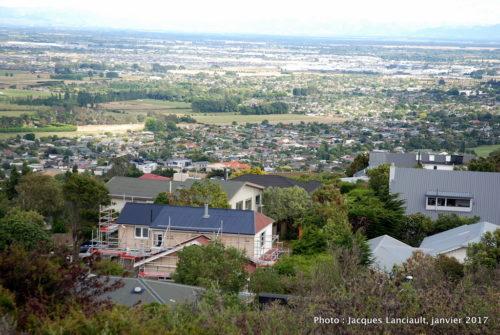 Christchurch, île du Sud, Nouvelle-Zélande